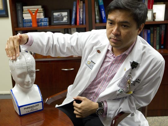 Dr. Gerard Francisco, physiatrist and chief medical