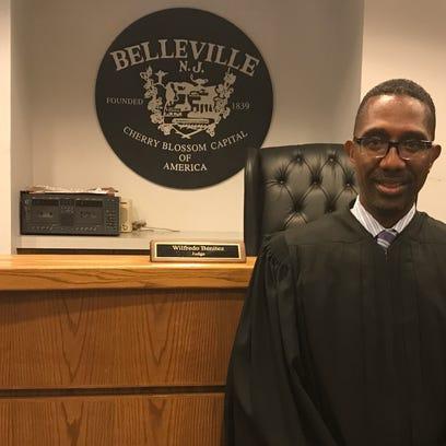 Municipal Court Judge Wilfredo Benitez