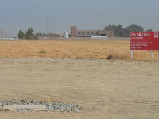The approval of a housing project in northwest Visalia
