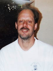 This undated photo provided by Eric Paddock shows his brother, Stephen Paddock.