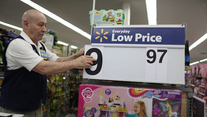 The second phase of Walmart's commitment to increase wages for employees goes into effect next month, when 1.2 million workers will see a pay bump.