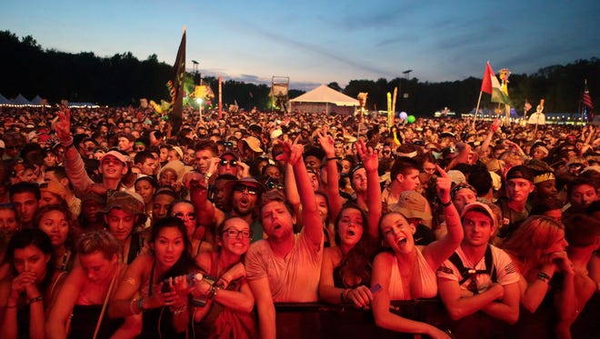 Single-day passes for June's Firefly Music Festival in Dover will go on sale Thursday at noon.