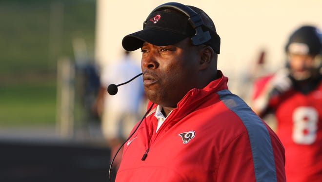 Hillcrest coach Greg Porter and his Rams practiced Sunday in anticipation of school being cancelled Monday and in order to avoid a short week.