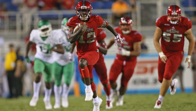 Florida Atlantic will be looking for its first-ever win against Marshall on Friday night.