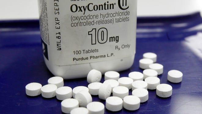 OcyContin is an opioid