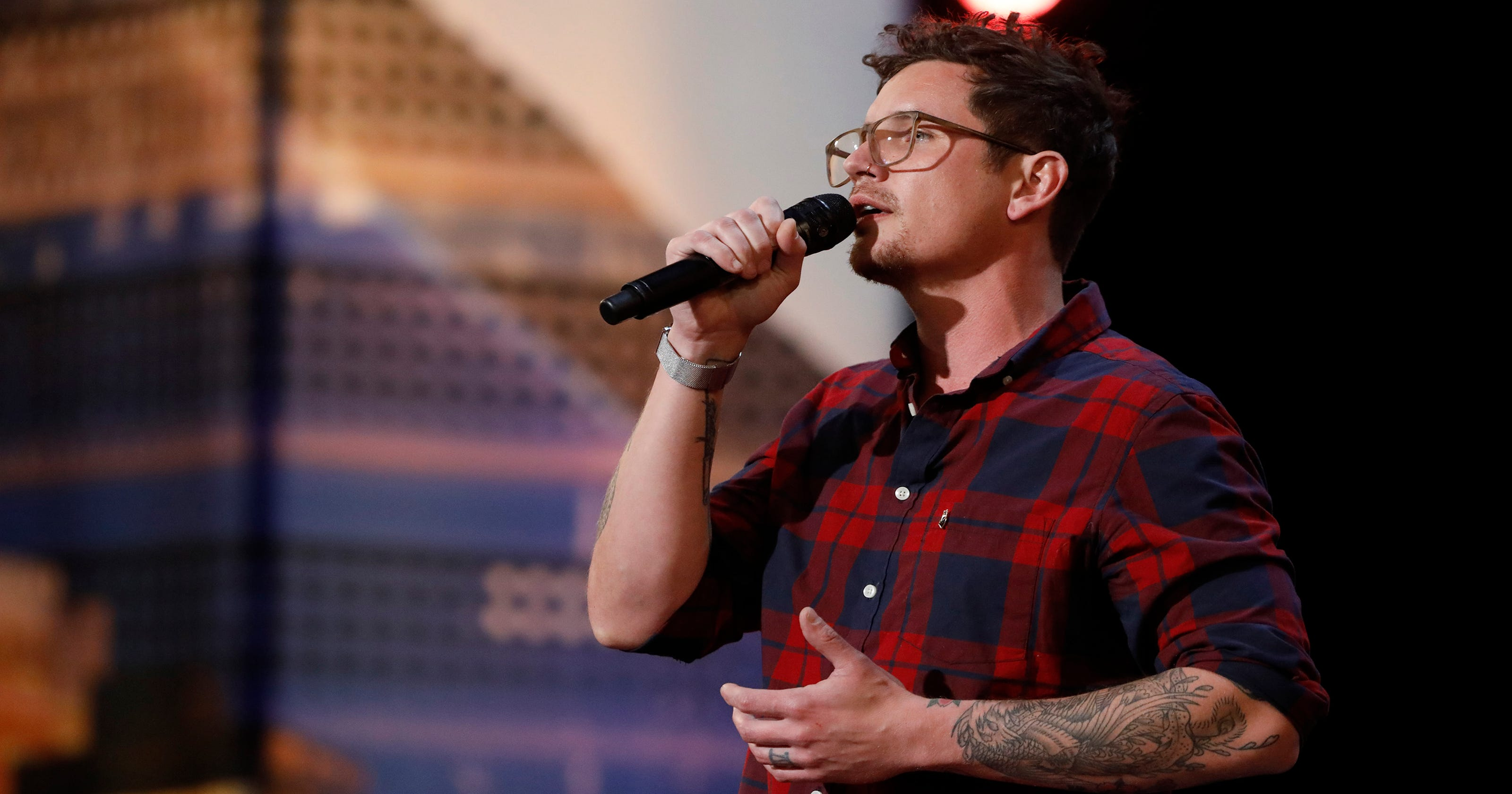 AGT Michael Ketterer: 5 things to know about To Love Somebody singer