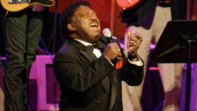 """Percy Sledge, who recorded the classic 1966 soul ballad """"When a Man Loves a Woman,"""" died, Tuesday April 14, 2015. He was 74."""