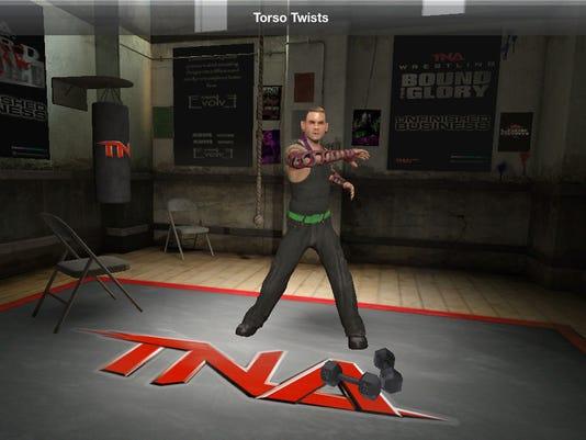 TNA WRESTLING ALWAYS EVOLVE APP