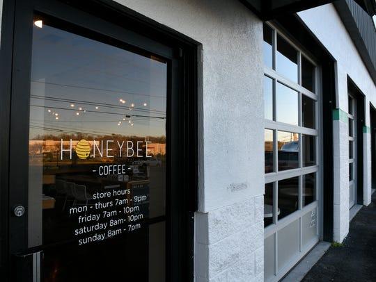 Honeybee Coffee is at 10716 Kingston Pike.