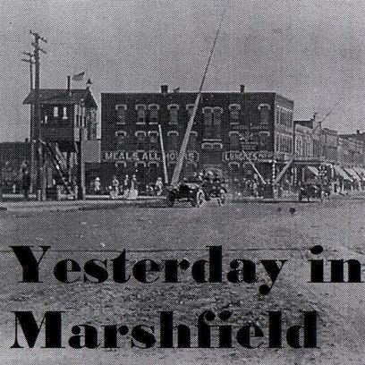 Yesterday in Marshfield: Aug. 25