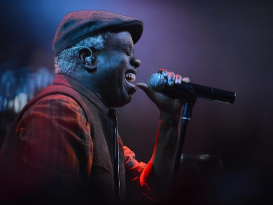 Vernon Reid and the rest of Living Colour play Monday.