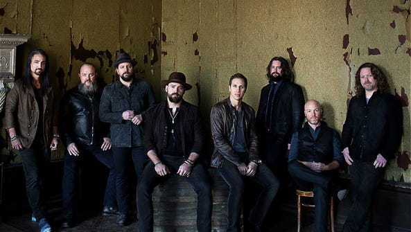 Zac Brown Band, 2017