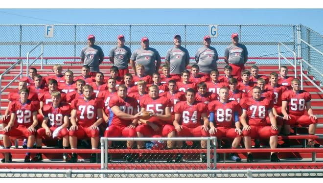 Zane Trace High School football team