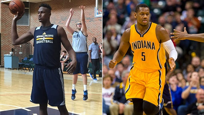 With center Roy Hibbert, who anchored the Pacers' defense, is going to the Lakers, how will Indiana's defense look next season?