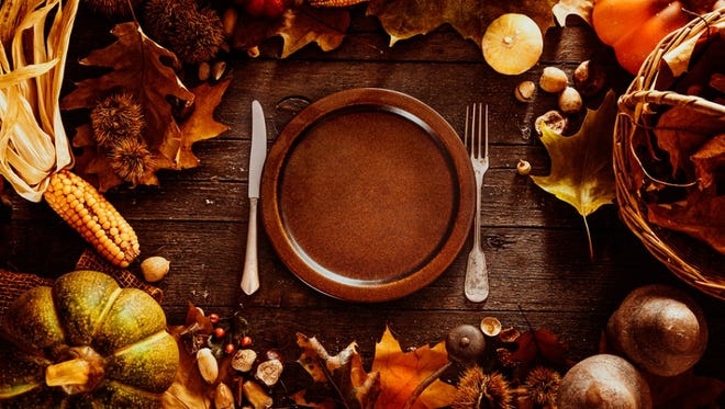 A traditional Thanksgiving meal will be prepared and served at Khrome Grill on Sudderth Drive for those who may not have one otherwise.