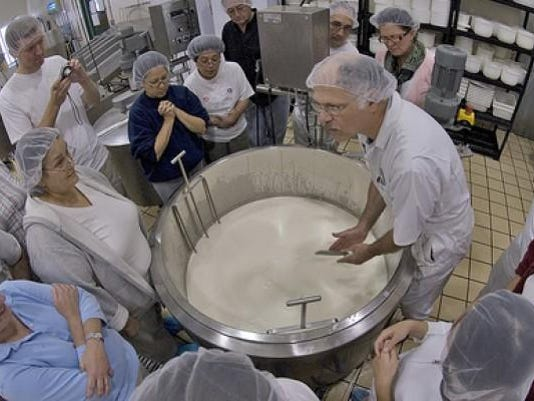 cheese class