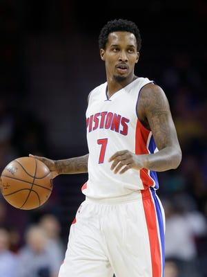 Neither Brandon Jennings nor Brandon Knight think much about the trade, they say.