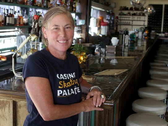 Marilyn Schlossbach, owner/executive chef of Langosta