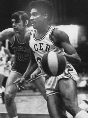 Roger Brown was the Pacers' first star.
