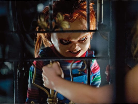 Jennifer Tilly talks 'Curse of Chucky' return