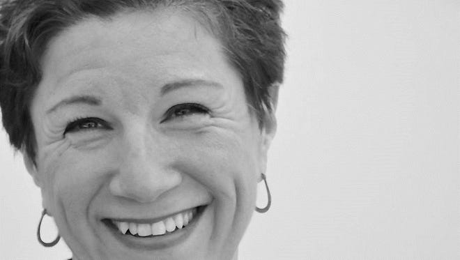 """Michigan native and playwright Lisa Kron won a Tony in 2015 for writing the lyrics and book for """"Fun Home."""""""