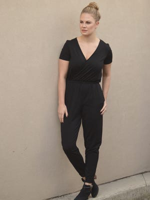 When you're 5'9'' it's not easy to find a jumpsuit with the proper proportions!