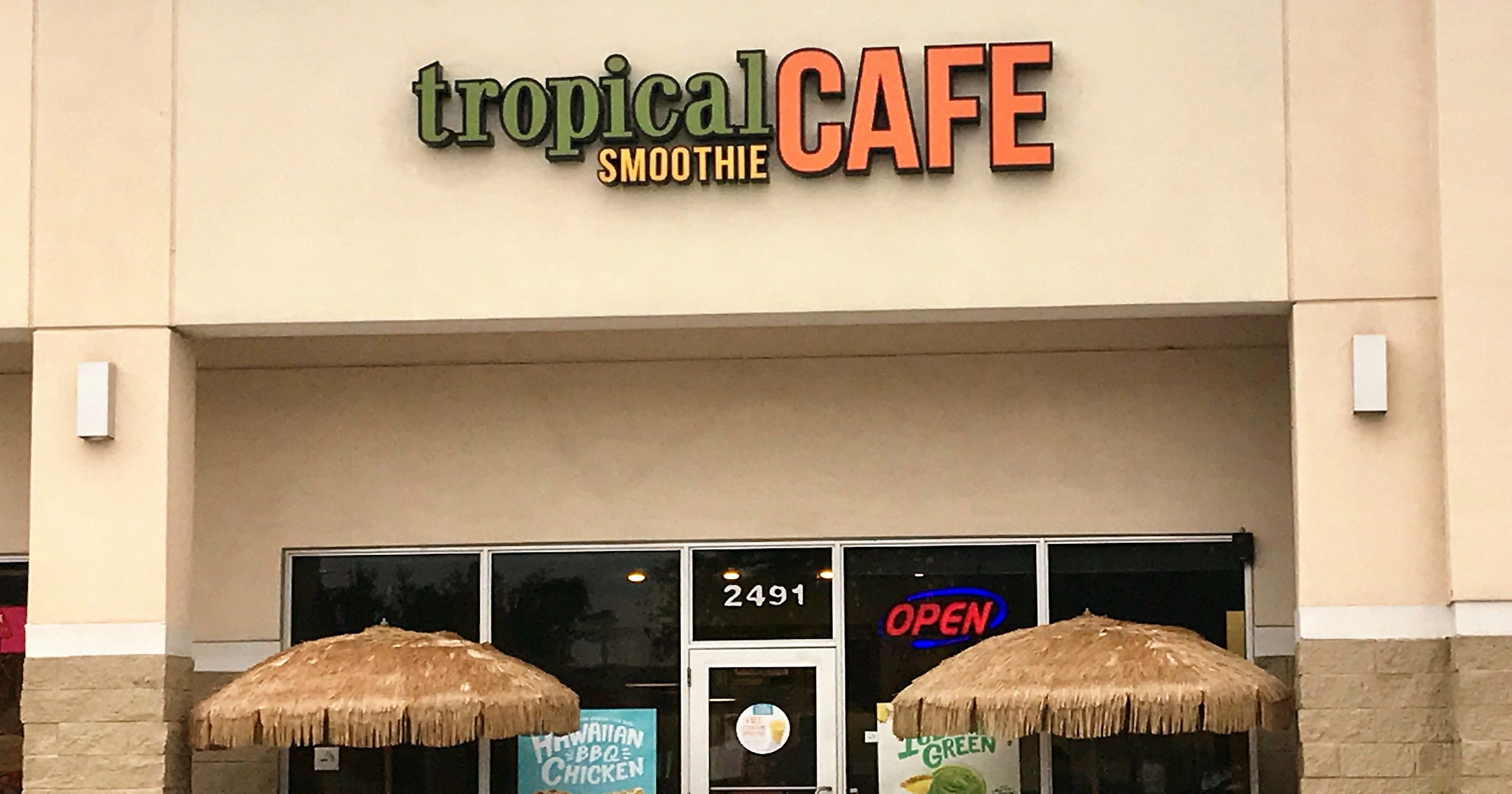 1571c182c77f8 National Flip Flop Day means Freebie Friday at Tropical Smoothie Cafe