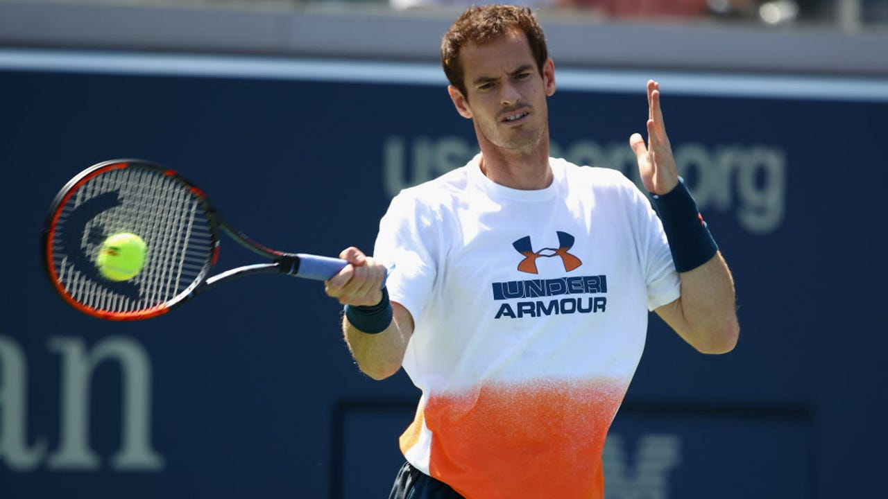 Andy Murray is among a number of notable absentees for the U.S. Open. With so much talent sidelined, that means a wide-open men's field in the tournament.