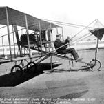 Cromwell Dixon, the first pilot to cross the continental divide