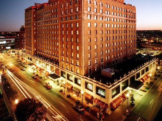 Peabody Hotel in Memphis