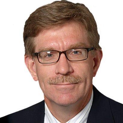 Reporter-News religion columnist Doug Mendenhall.