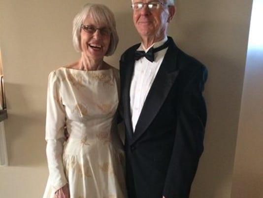 Anniversaries: Wayne Oneal & Berneice Oneal