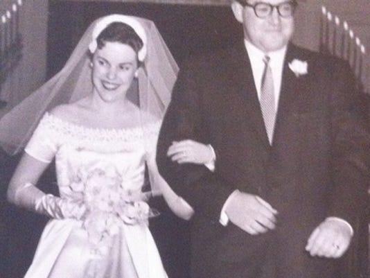 Anniversaries: Bill Campbell & Marilyn Campbell
