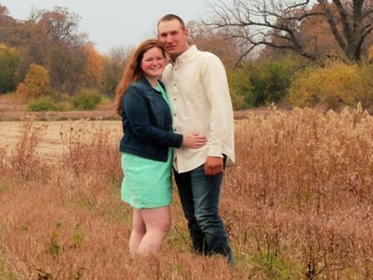 Engagements: Heather Wilson & Nathan Klapp