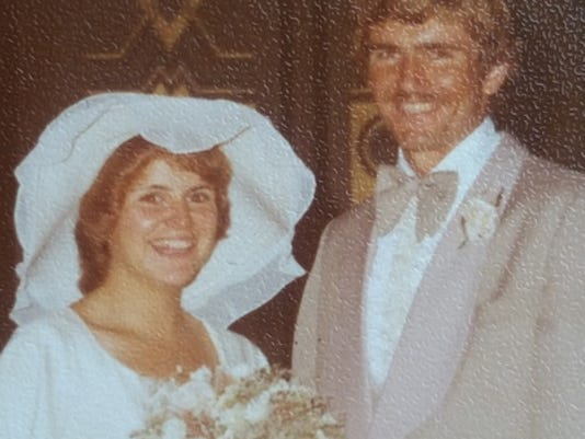 Anniversaries: Roger Hazelgrove & Cheryl Hazelgrove