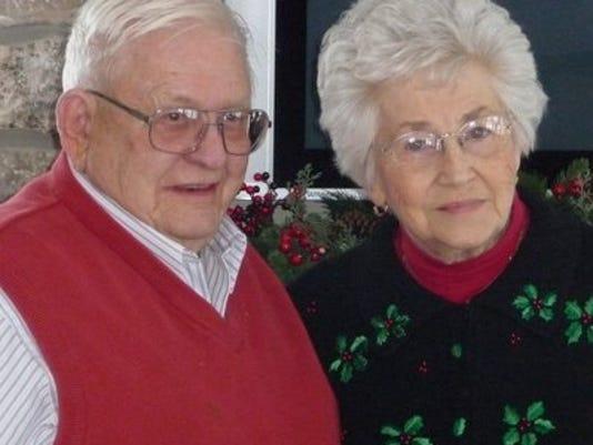 Anniversaries: Lyle Clute & Ottilia Clute