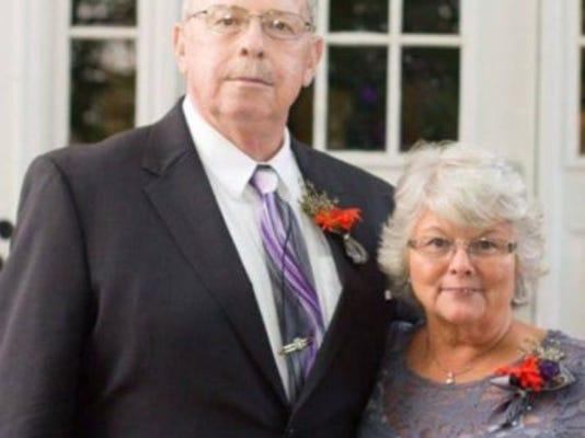 Anniversaries: James Oswalt & Sandra Oswalt
