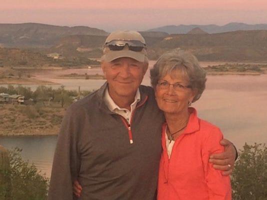 Anniversaries: Hans Engman & Sharon Engman