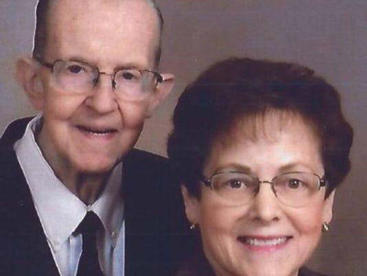 Anniversaries: Robert Bittner & Mitzi Bittner