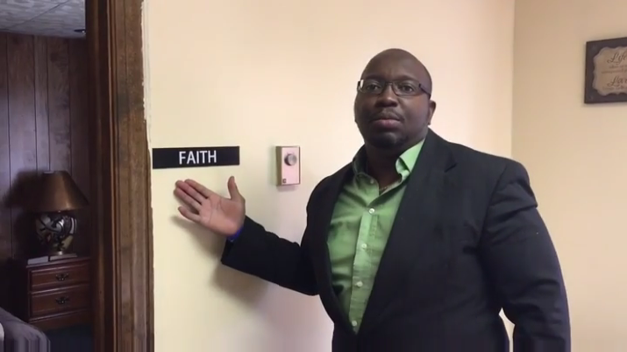 Don Houser, CEO and founder of the 360 Transformation Center, discusses the center's new house, Proverbs 31, which aims help female ex-offenders transition from life in prison or jail back into the community.