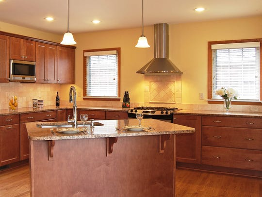The work on this home was done by Klassen Remodeling