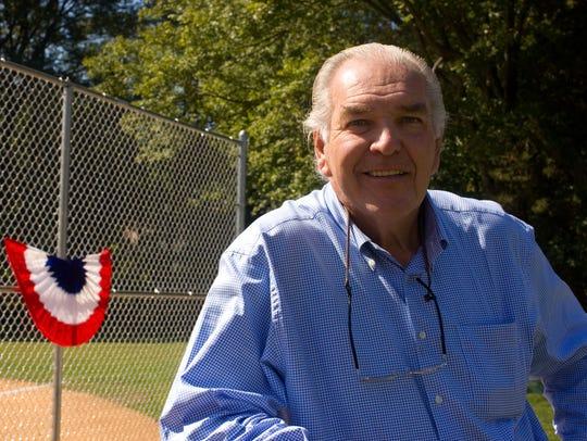 Former New York Met star Ed Kranepool in 2008.