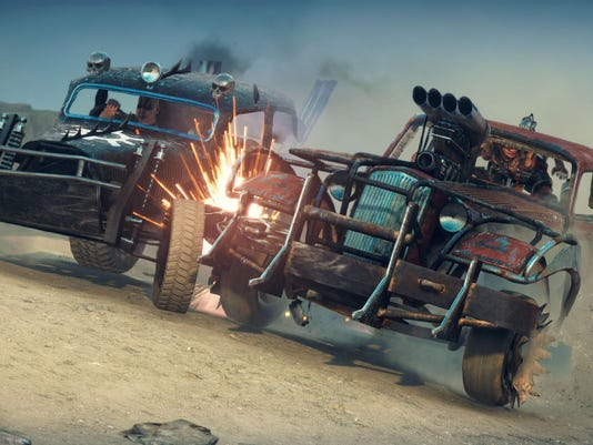 Game Review Mad Max