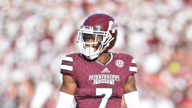 Mississippi State corner Tolando Cleveland will miss the entire season with a torn ACL.