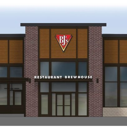 BJ's Restaurant, not yet under construction in Livonia, asks for expansion