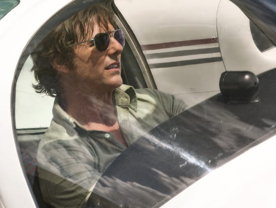"""In Universal Pictures' """"American Made,"""" Tom Cruise"""