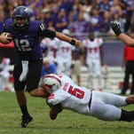 Former TCU quarterback Tyler Matthews will challenge Nick Mullens for the starting nod at Southern Miss.
