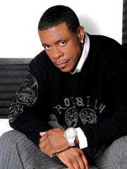 Keith Sweat headlines the Jackson Music Festival at the Mississippi Coliseum Friday night.