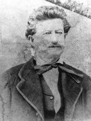 San Patricio County Judge Benjamin F. Neal ruled Chipita Rodriguez guilty and sentenced her to death by hanging in November 1863.
