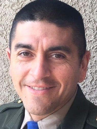 Officer Jose Hagus-Tabarez brings 10 years of law enforcement
